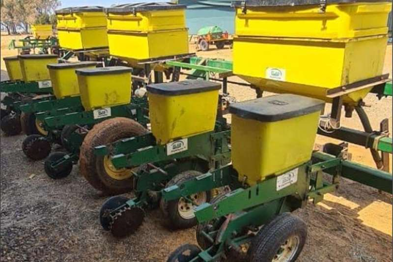 Row planters Elko lift planter   6 ry Planting and seeding equipment