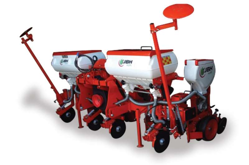 Row planters JBH AGRI 4 ROW 0.9 M pneumatic precision planter Planting and seeding equipment