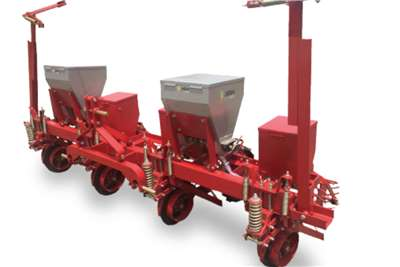 Row planters JBH AGRI 4 ROW 0.9M MECHANICAL PLANTER Planting and seeding equipment