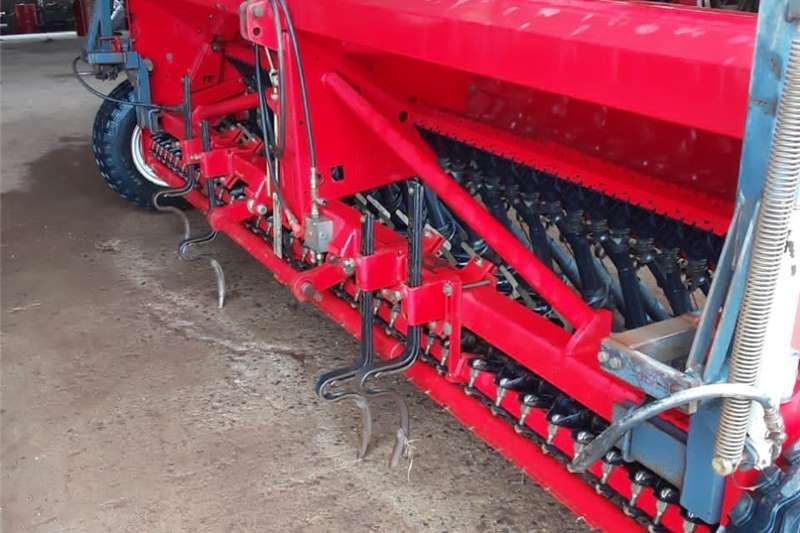Row planters Kongskilde Planter, Demeter Classic 4 meter Koring Planting and seeding equipment