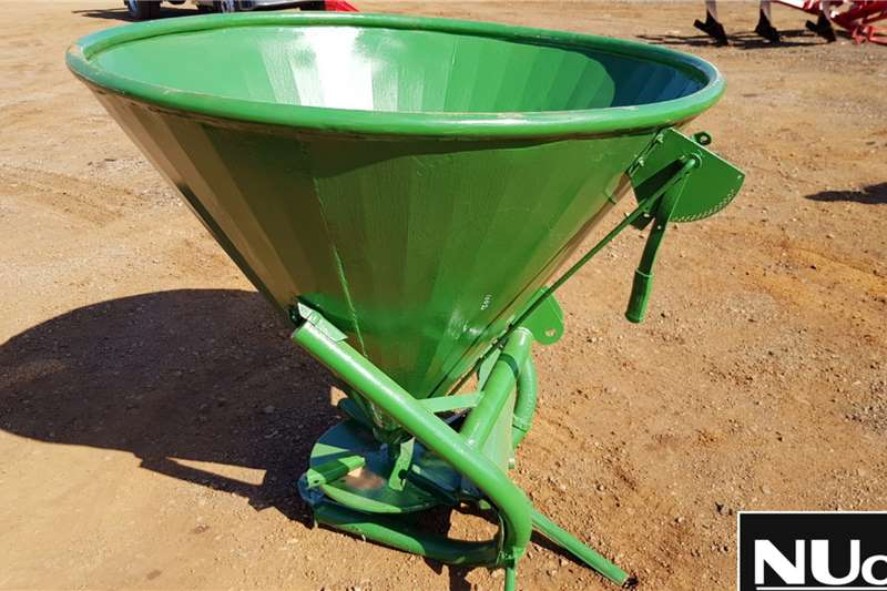 Planting and Seeding Equipment WIDE SPIN FERTILIZER SPREADER