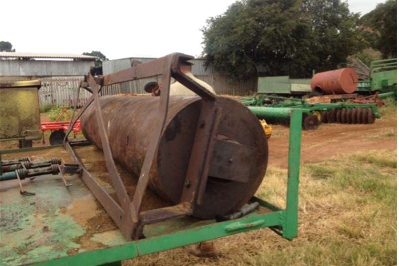 Planting and seeding Other planting and seeding S2992 Brown U Make Teff Roller Pre Owned Implement