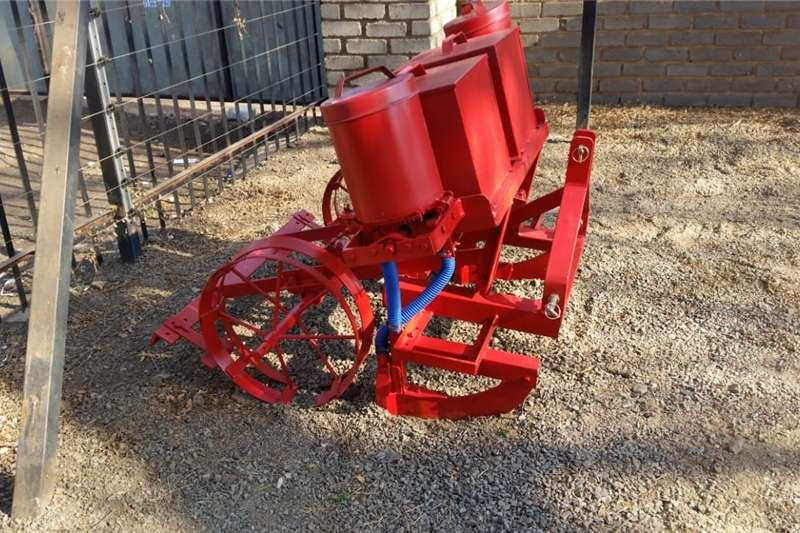 Planting and seeding Row units EHJ 2 Row Maize Miele / Planter New Implement