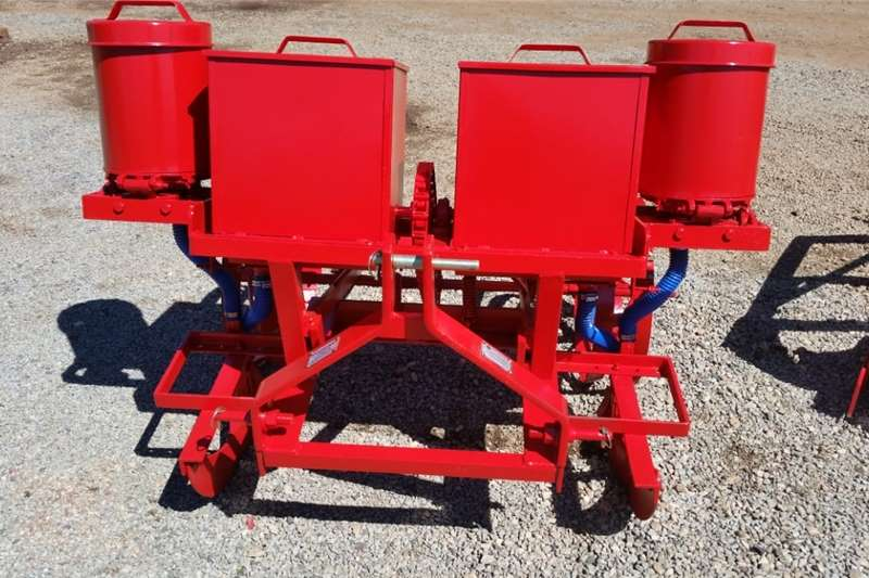 Planting and seeding Row units Red EHJ 2 Ry Mielie / Maize Planter New Implement