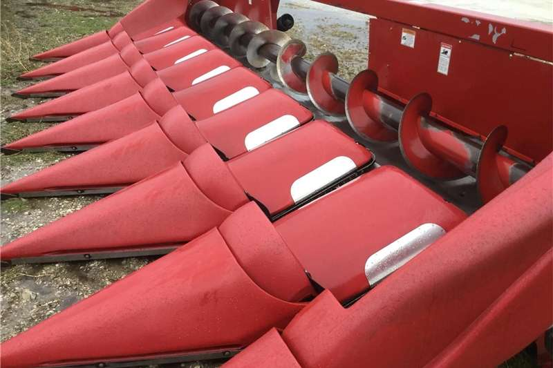Planting and seeding Row units USED CASE IH 2208