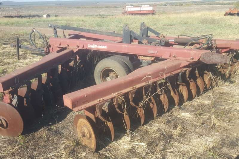 Ploughs Disc harrows Baldan 44 disc offset dis