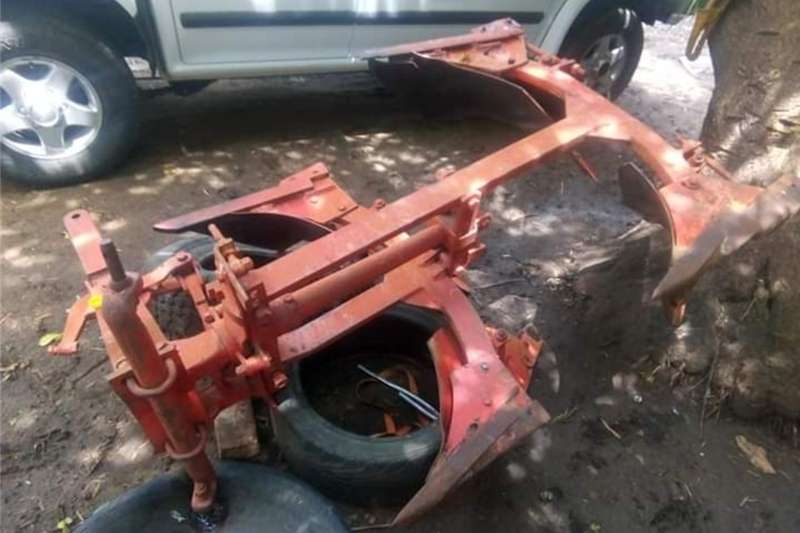 Ploughs Disc harrows Farm equipment