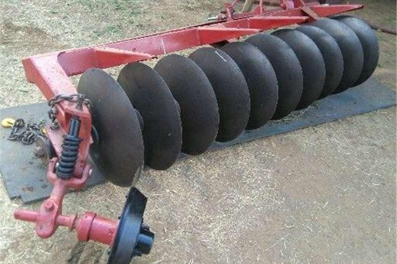 Ploughs Disc harrows oneway disc