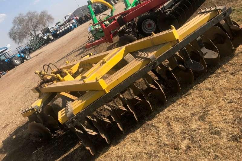 Disc ploughs 24 Skottel Dis Ploughs