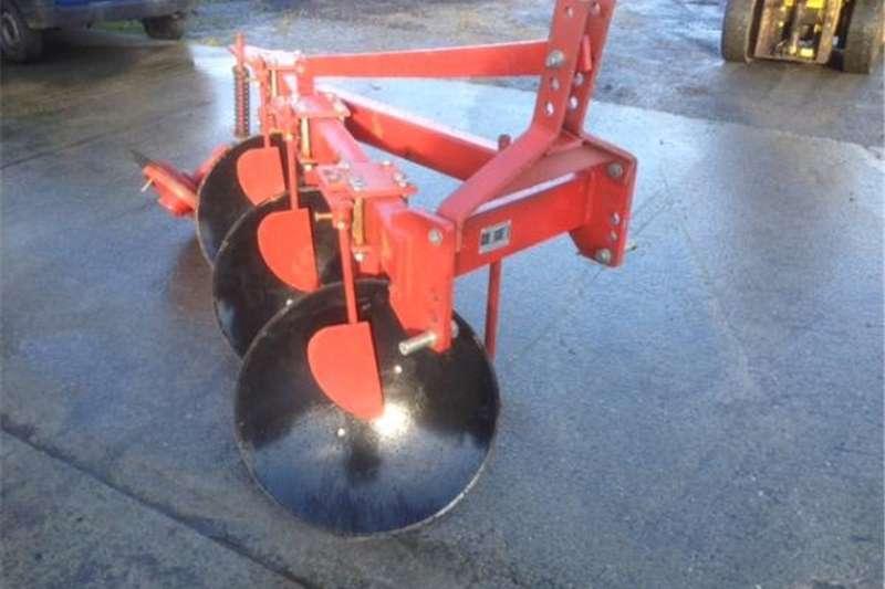 Ploughs Disc ploughs 3 Disc Plough for Sale