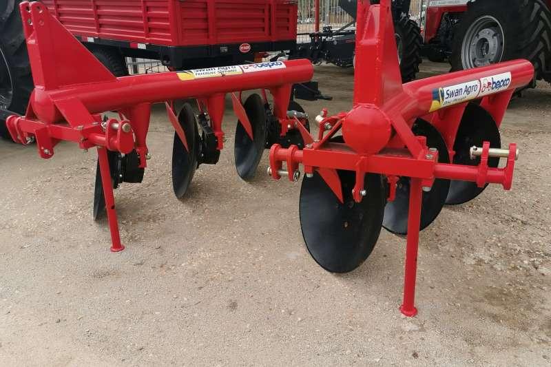 Ploughs Disc ploughs 4 Row Disc Ploughs