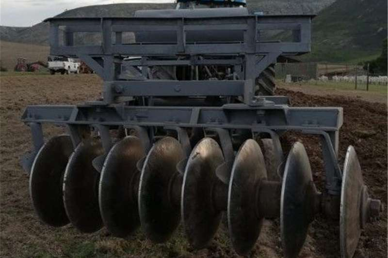 Ploughs Disc ploughs Baldan disc heavy duty