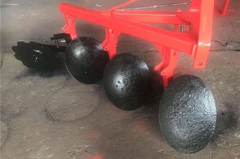 Ploughs Disc ploughs Disc plou