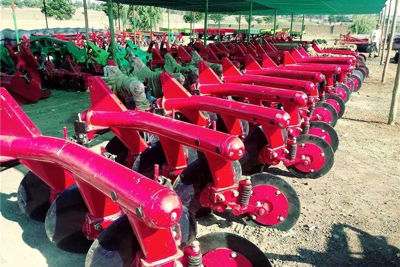 Ploughs Disc ploughs Disc Ploughs