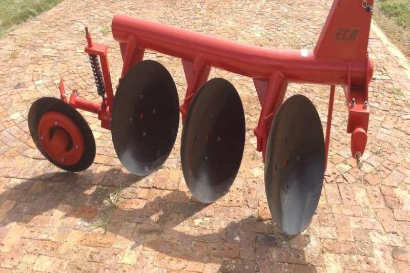 Ploughs Disc ploughs MEDIUM AND HEAVY DUTY 2019