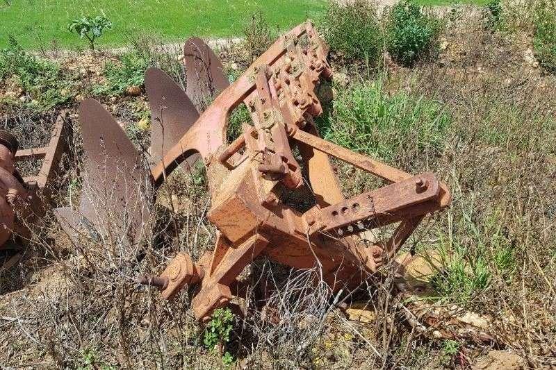 Ploughs Disc ploughs Soilmaster 3 Skaar Ploeg
