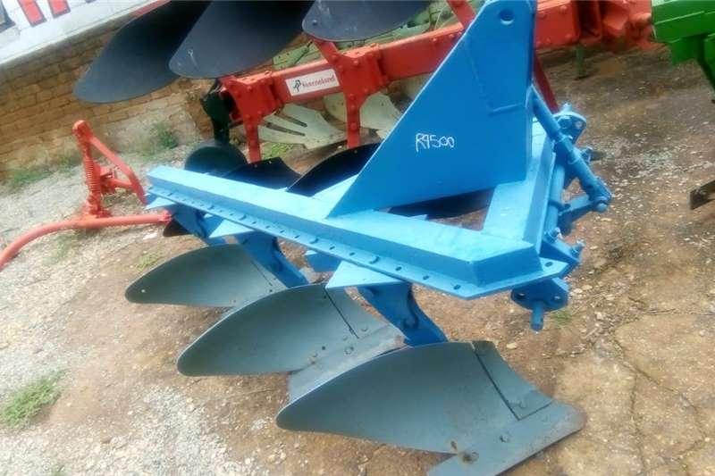 Ploughs Other ploughs 3 Skaar Balk Ploeg