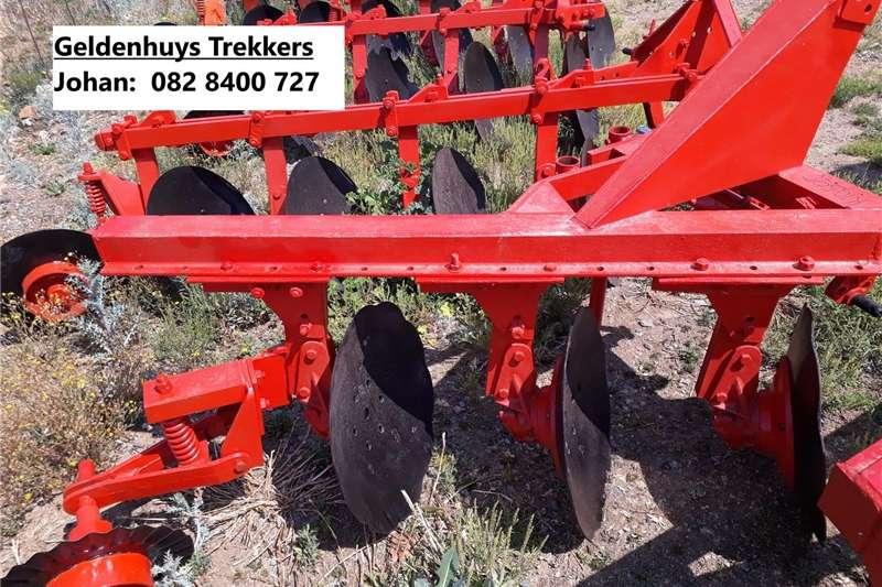 Ploughs Other ploughs 3 Skaar Skottel Ploeg