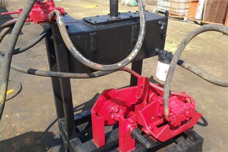 Power Pack Hydraulic PTO Driven