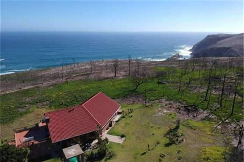 Property Farms 9.25 ha small holding with PRICELESS sea views.