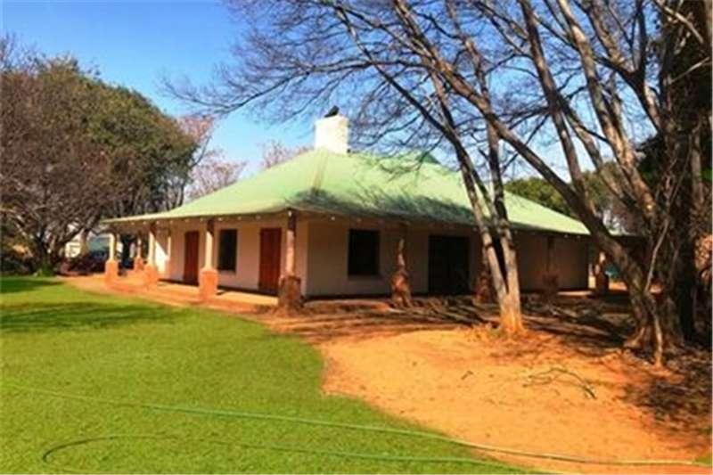 Property Farms Farm For Sale in Doornkraal