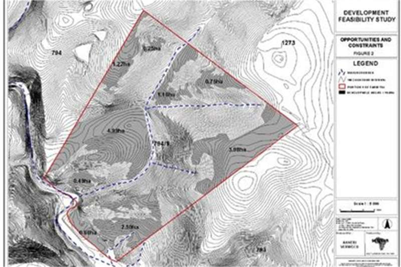 Farms Farm land on the Gonubie River Property