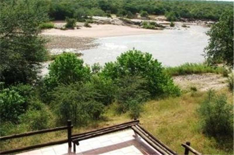 Farms Share block development on the Olifants River Property