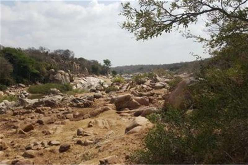 Property Farms Undeveloped farm on the Olifants River