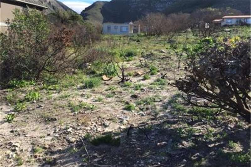 Property Vacant land 0.0 bedroomFor Sale  in Bettys Bay