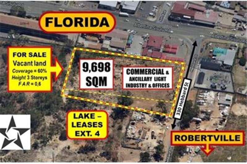 Property Vacant land 0.9698 Ha STAND (Gross Area) FOR SALE (@ R750/SQM)