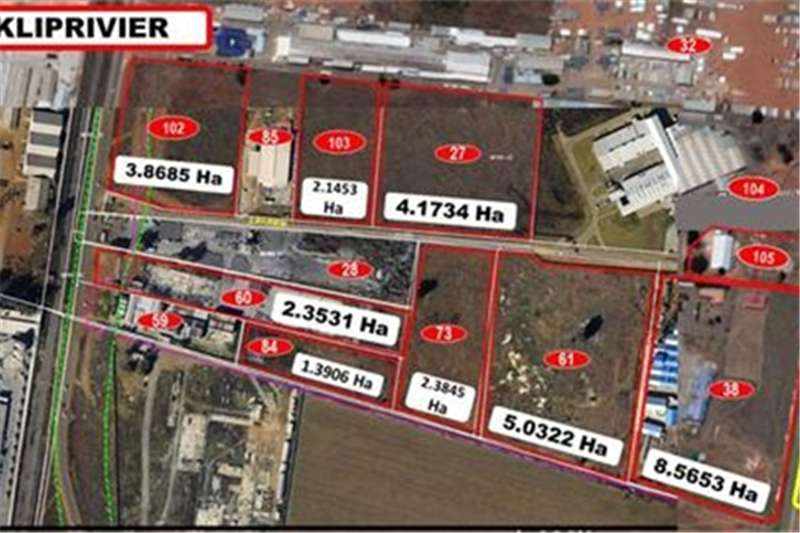 Property Vacant land 12X (R59) HIGHWAY, PROPERTIES FOR SALE (From R40/S