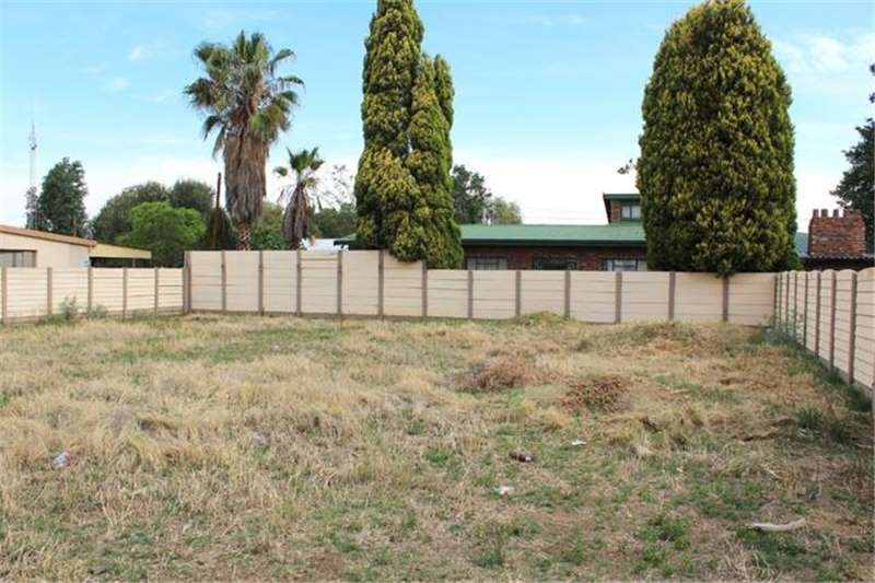 Property Vacant land 1997
