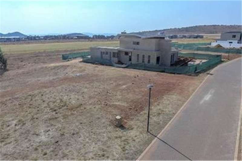 Property Vacant land 770SQM Vacant land for sale in Eye of Africa , Mid