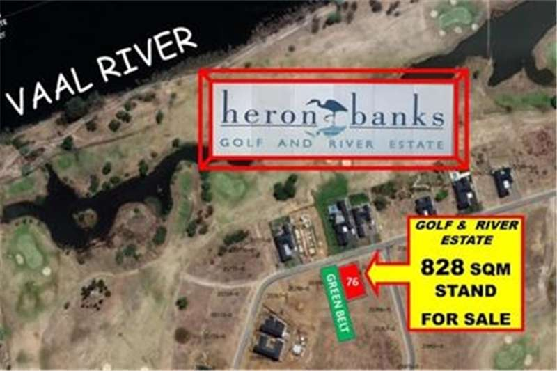 Property Vacant land 828 SQM PRIME POSITION STAND (R996/SQM)