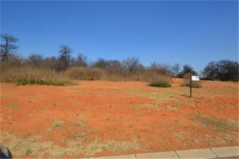 Vacant land 828sq stand close to Hole 7. Heron bank River and Property