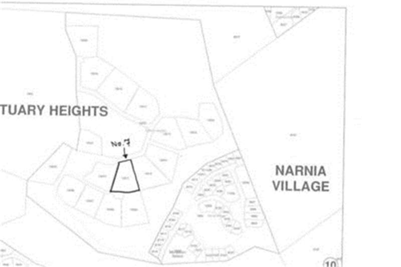 Vacant land Build your dream home in a private nature reserve Property