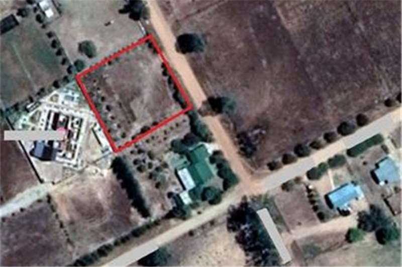Property Vacant Land Built your own dream on this vacant plot