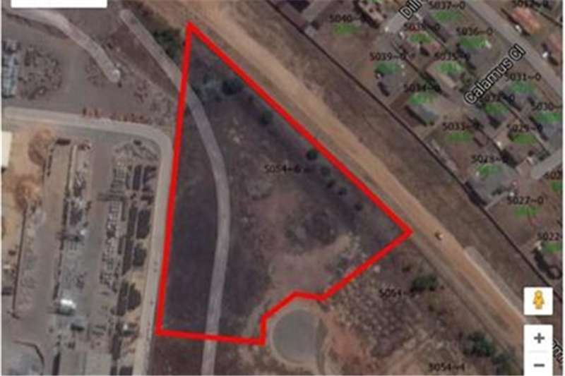 Property Vacant land Commercial stand for sale