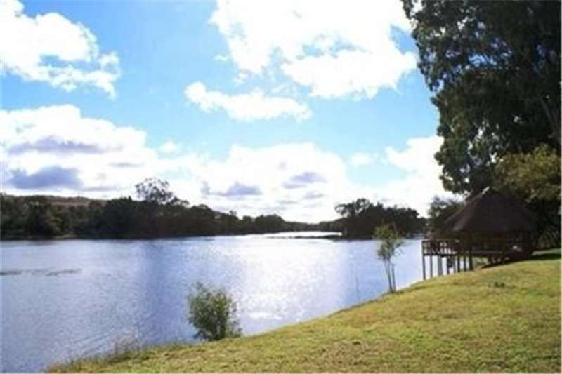 Property Vacant land Fisherman's Dream!