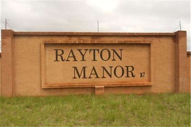 Property Vacant land FULL TITLE VACANT STAND IN RAYTON MANOR