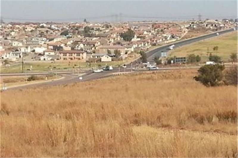 Vacant land Investors and developers, looking for residential, Property