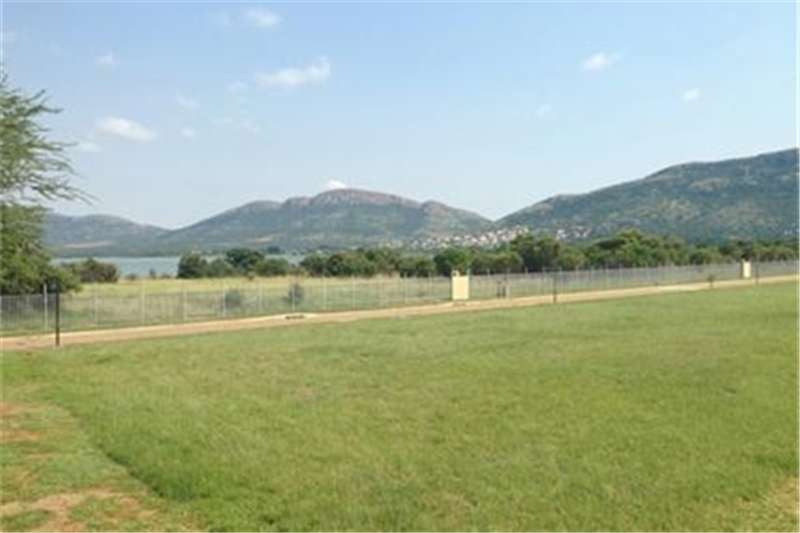 Vacant land Large V shaped Canal stand on one of the islands. Property