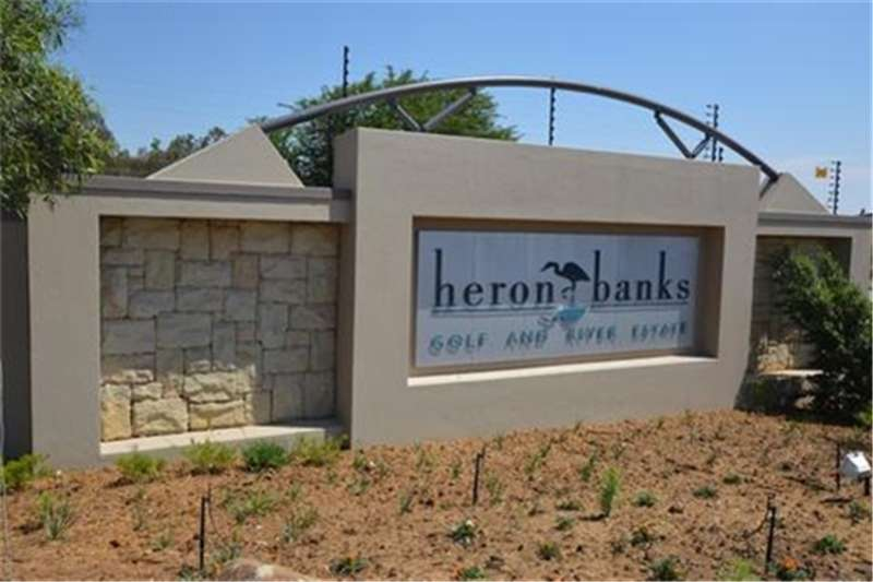 Property Vacant land New stand for sale at Heron Banks. Close to Hole 5