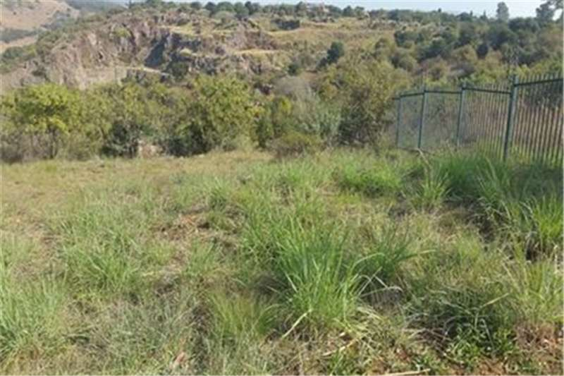 Property Vacant land On the edge of opulence with stunning natural view