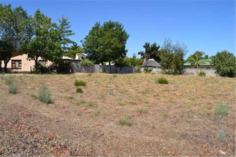 Property Vacant land ONE OF THE LAST PLOTS IN PRINCE ALFRED HAMLET!