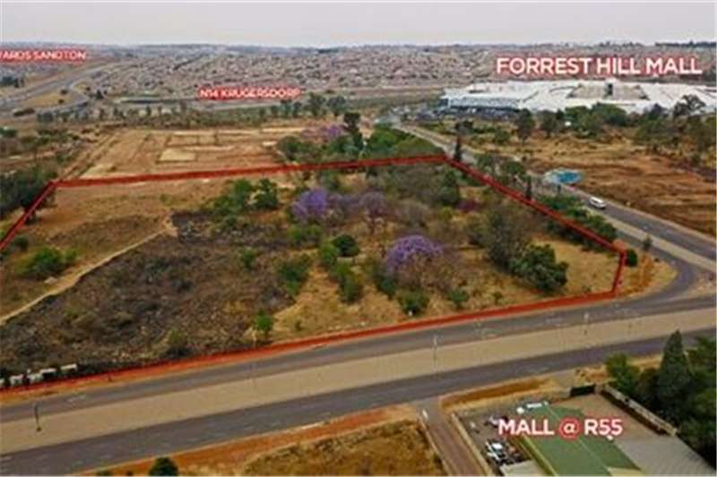 Property Vacant land ONLINE AUCTION! PRIME VACANT LAND NEXT TO FOREST H