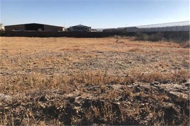 Property Vacant land POTENTIAL DYNAMITE!!!