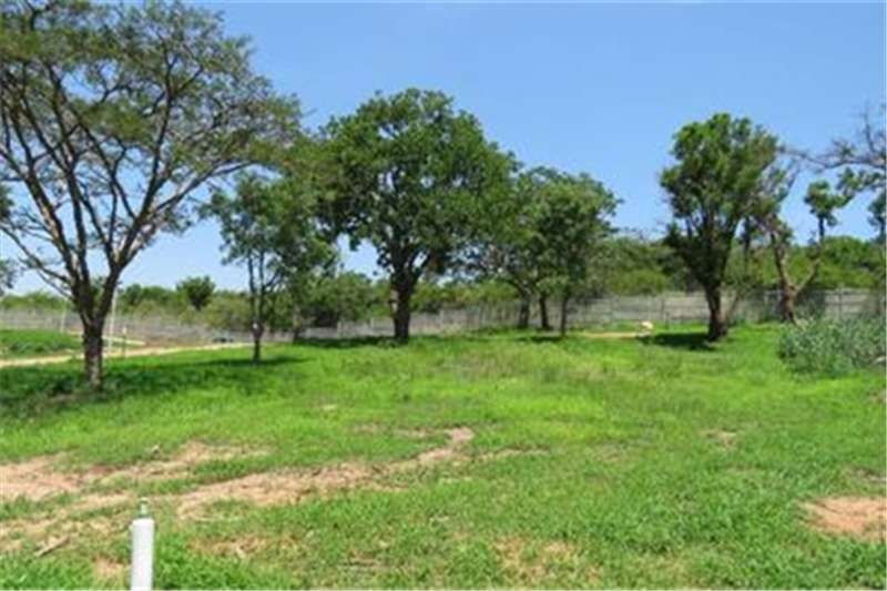 Property Vacant land Secluded and private stand in The Rest Nature Esta