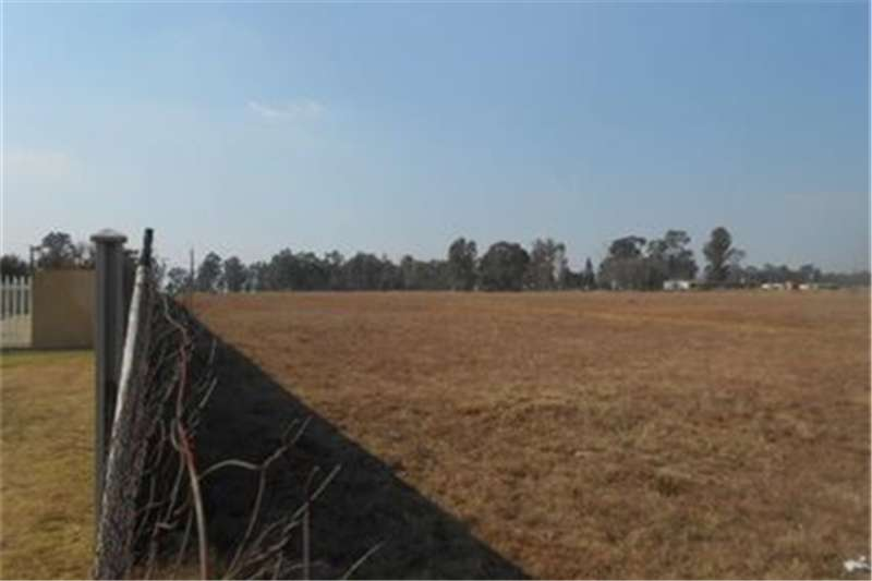Vacant land Smallholding Ideally Situated for Investment; corn Property