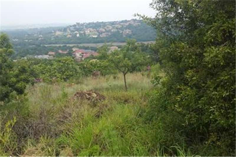 Vacant land Splendour land on top of the hill! Property